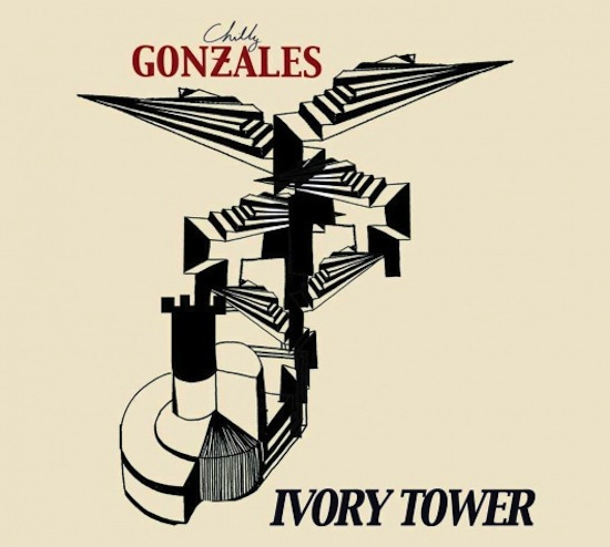 chilly-gonzales-ivory-tower-1. Good ol' Gonzo, if we didn't have his superb