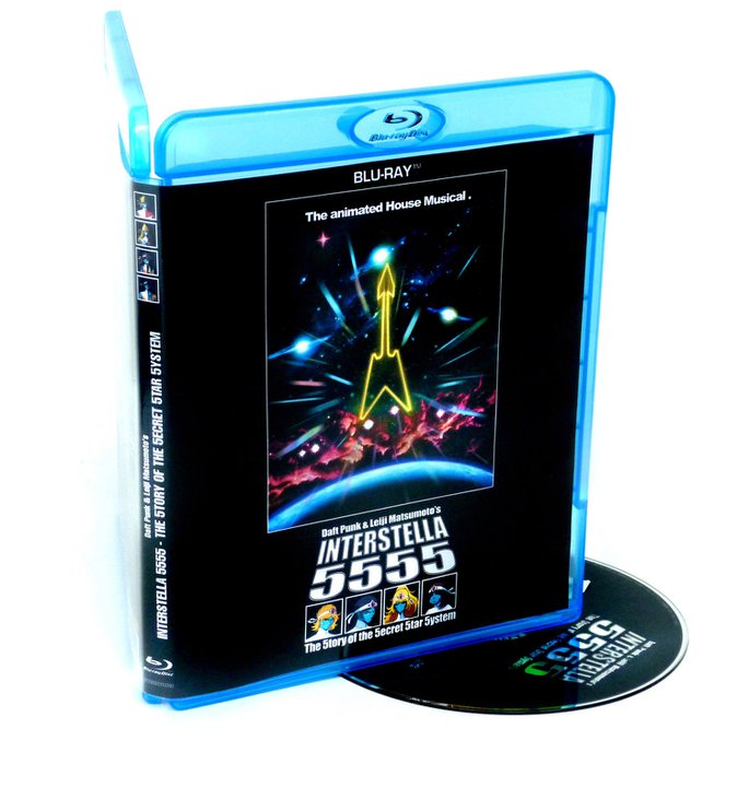 Interstella 5555 blu- ray Voltrome Blog