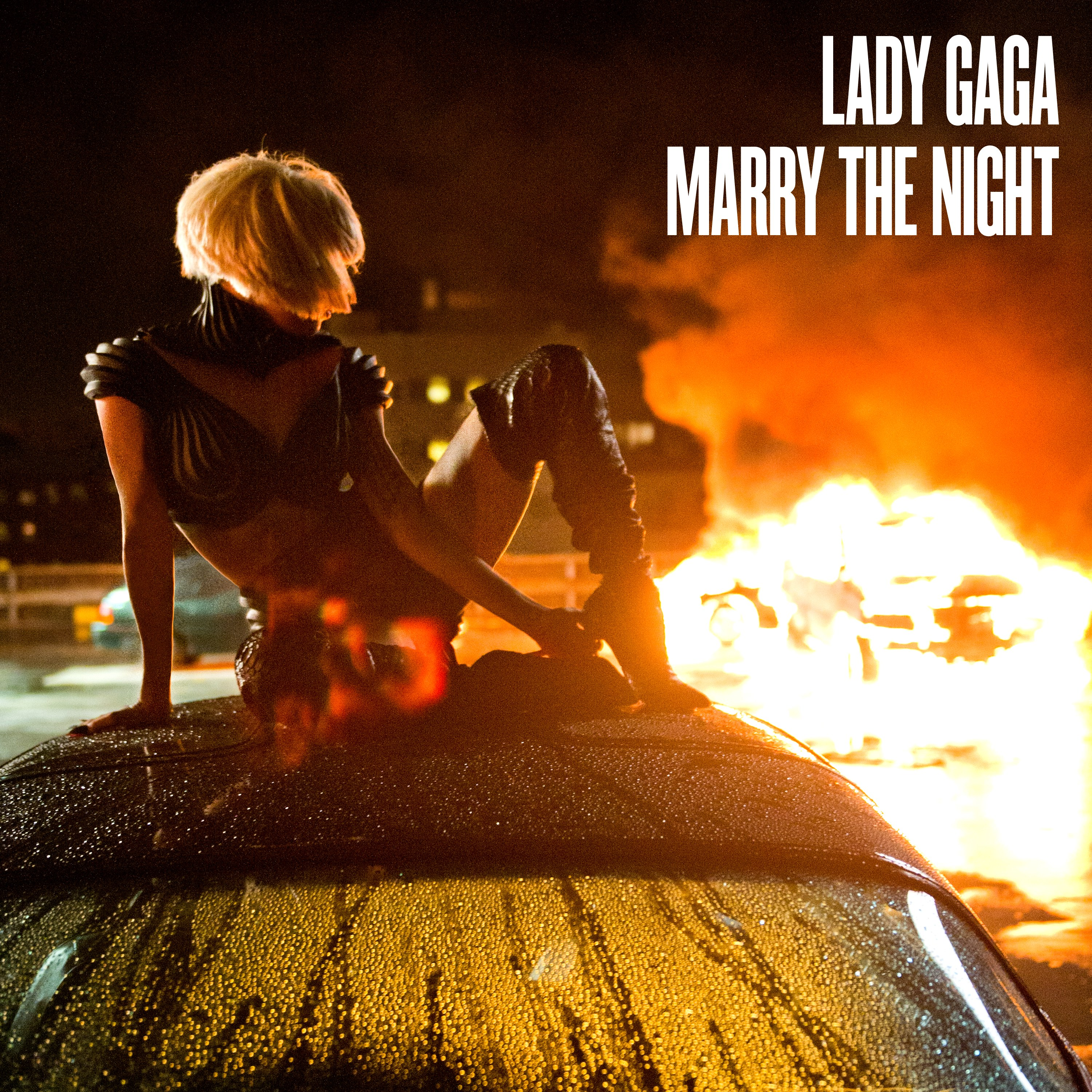Lady gaga - marry the night (the remixes) 2011 / mp3 / 320 house