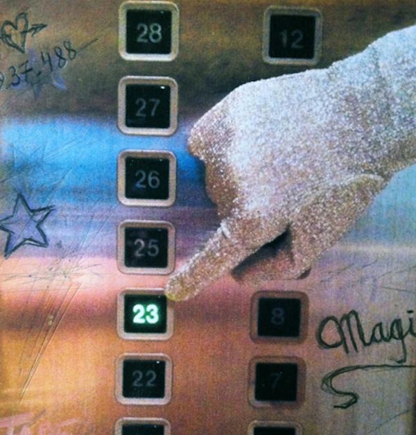 magician 23