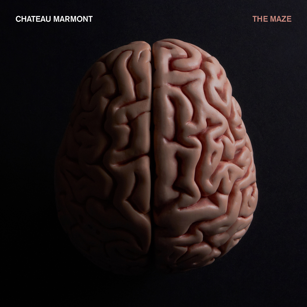 """Pochette DEF (12cmx12cm) - CHATEAU MARMONT """"The Maze"""" (test)"""