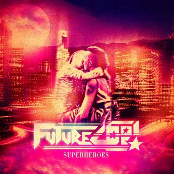 futurecop_superheroes - cover art