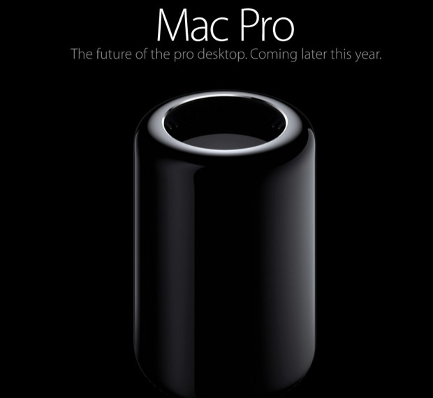 The Mac Pro coming this fall.
