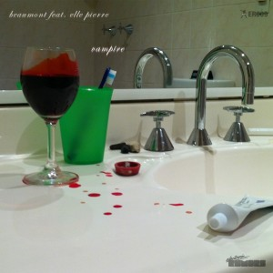 02 beaumont (Feat. Elle Pierre) - Vampire (Single) Cover