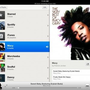 Spotify-iPad-Macy-playlist