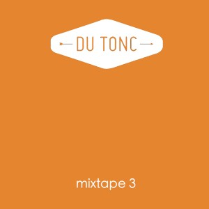 du tonc mixtape 3 artwork