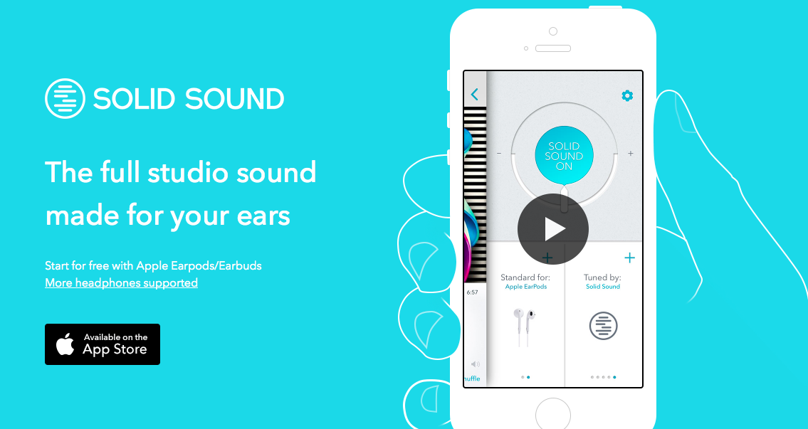 Solid Sound App Aims To Improve Sound Quality For Headphones