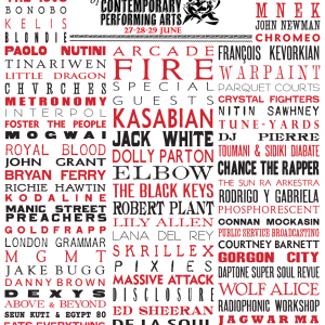 Glastonbury line up 2014