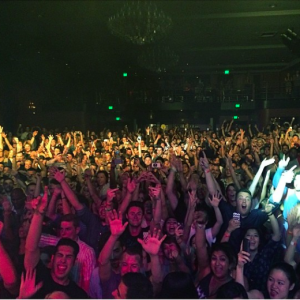Goldroom, El Rey, Los Angeles
