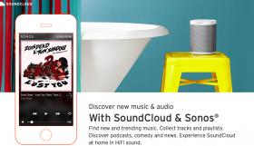 soundcloud sonons