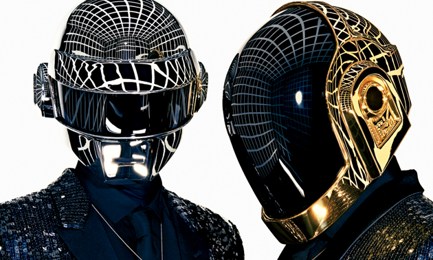 Daft Punk Covered by French Army Marching Band for Bastille Day