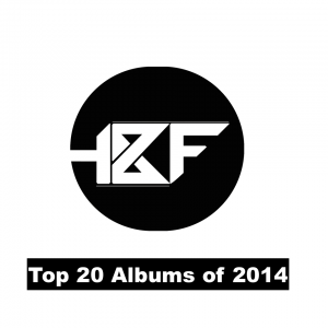 Top 20 Albums of 2014