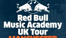 Red Bull Music Academy UK Tour Manchester