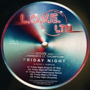 Douze - Friday Night