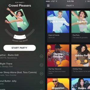 Spotify Party