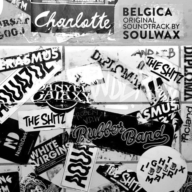 Soulwax - Belgica - Cover