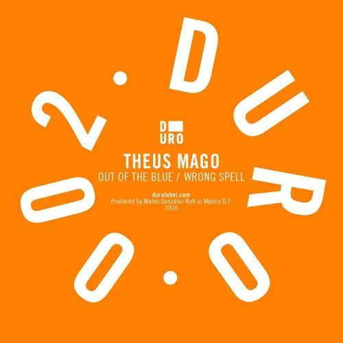 Theus Mago's new single 'Out Of The Blue'