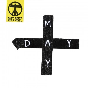 Boys Noize Mayday Album Cover