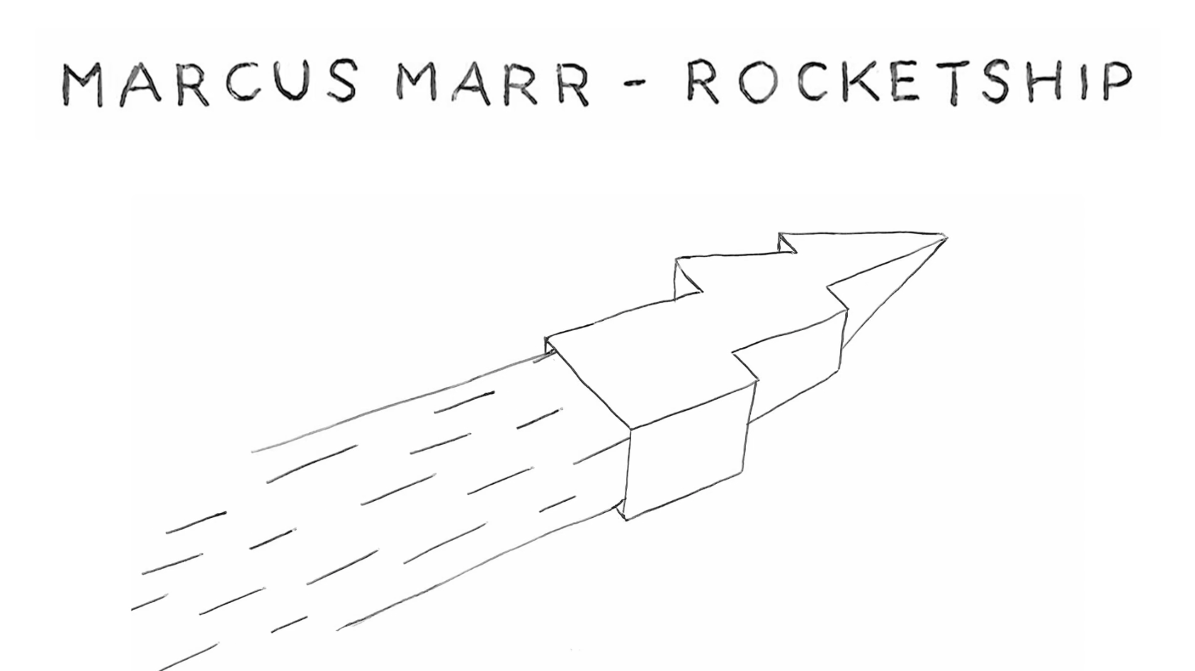 Marcus Marr returns to DFA with his new single 'Rocketship'
