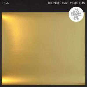 Tiga - Blondes Have More Fun (The Black Madonna Remix)