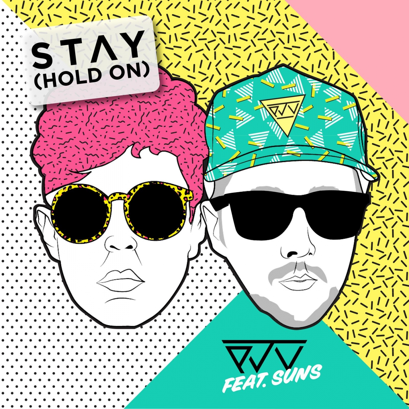 PJU — Stay (Hold On)