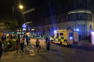 Manchester Arena fatalities