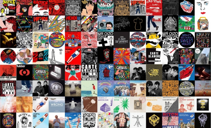 Ed Banger Records — Ed Rec 100