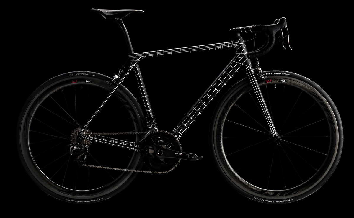 You can now buy a £9,000 bike designed by Kraftwerk because — capitalism