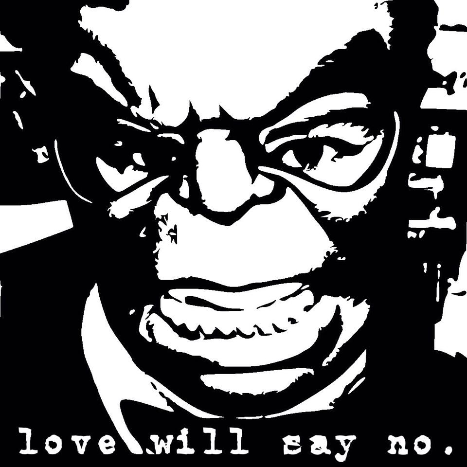 Love Will Say No