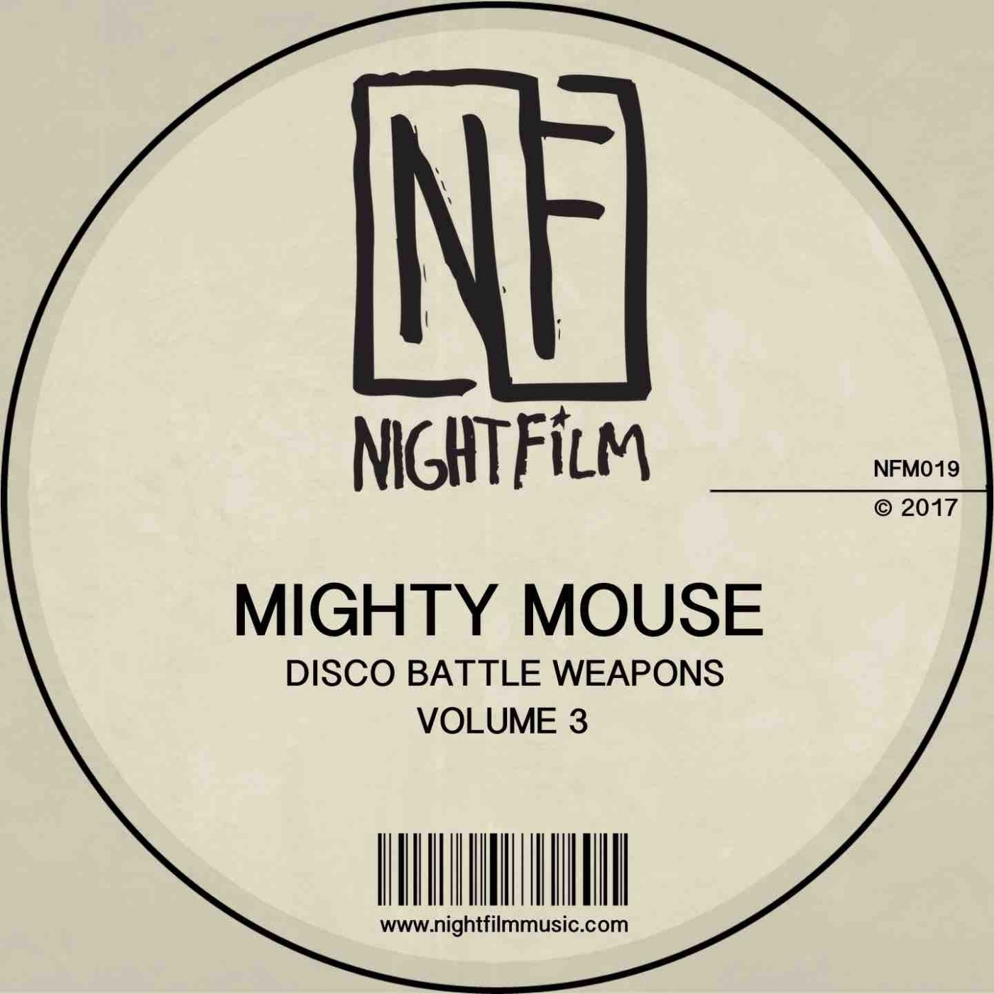 Mighty Mouse — Nueva Vida