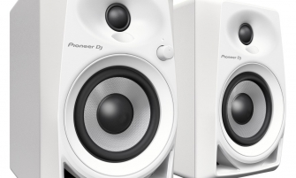 Pioneer DM 40 Speakers