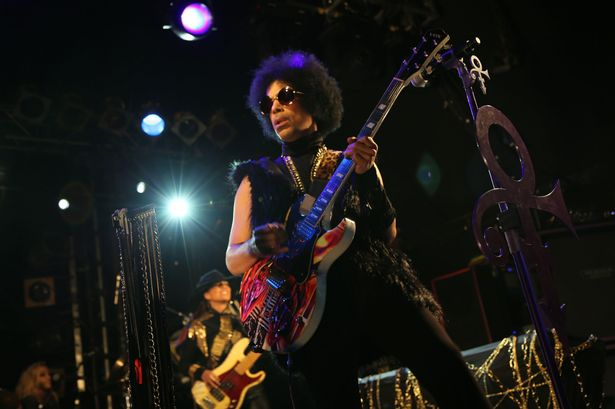 Prince passed away aged 57