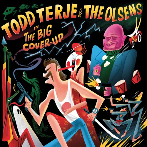 Todd Terje announces disco covers EP