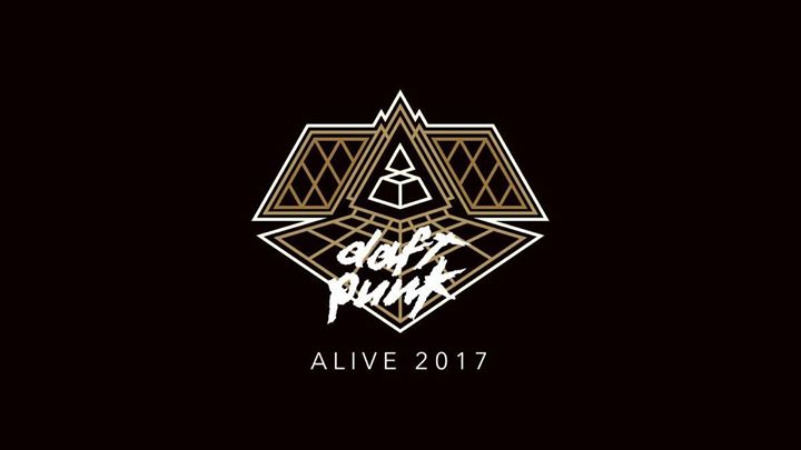 Daft Punk Alive 2017 tour