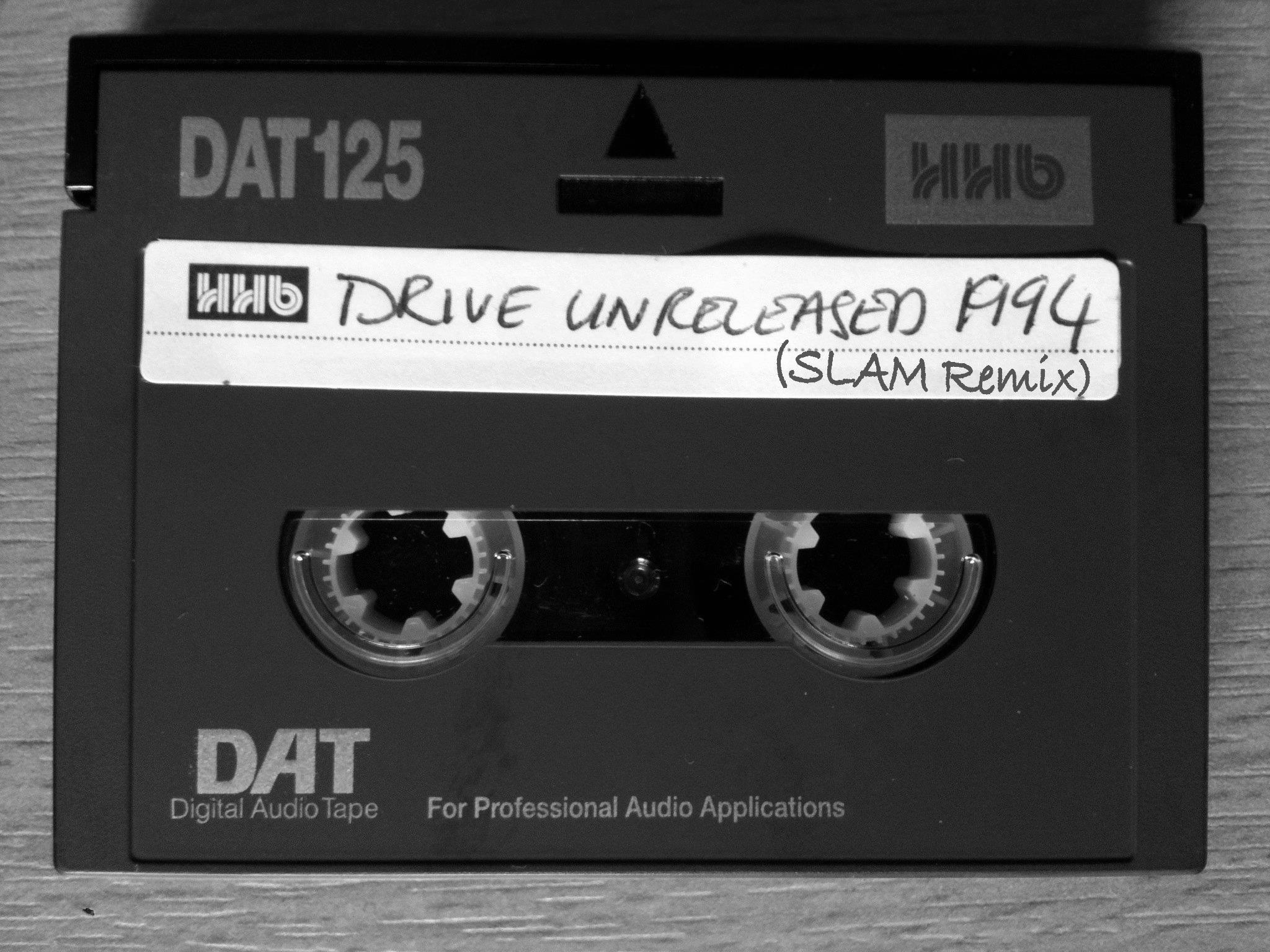Daft Punk - Drive (Slam Remix)